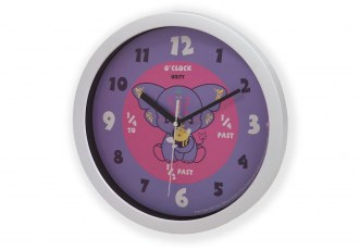 Yara and Da Hong Elephant Wall Clocks Photo - 3