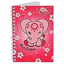A6 Aditi Spiral Bound Notebook