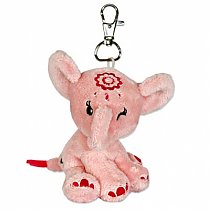 10cm Aditi Plush Bag Clip