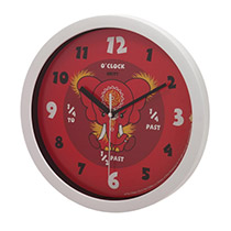 Da Hong Elephant Wall Clock